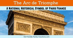 arc de triomphe - things to do in paris