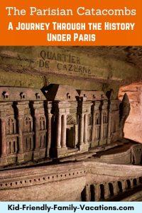 the parisian catacombs
